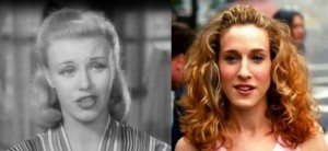 More of a feminist: Jean Maitland or Carrie Bradshaw? (Ginger Rogers & Sarah Jessica Parker)