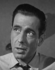Bogart in Maltese Falcon