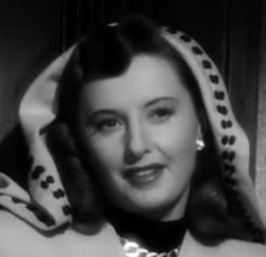 Stanwyck, the versatile actress