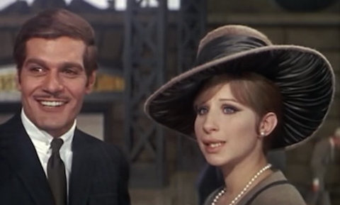 Streisand - Funny Girl movie